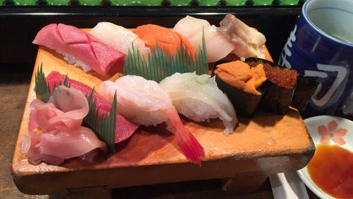 たけ江寿司