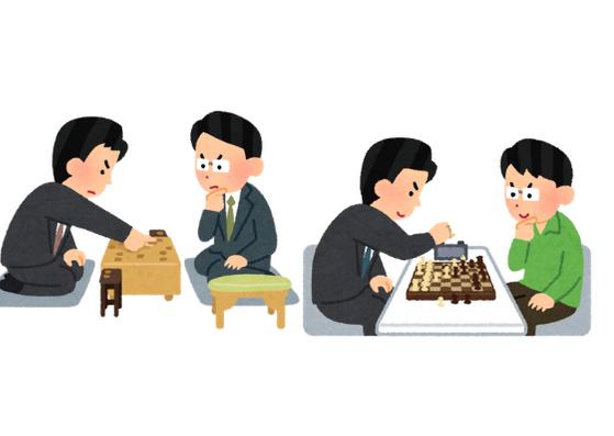 将棋とチェス